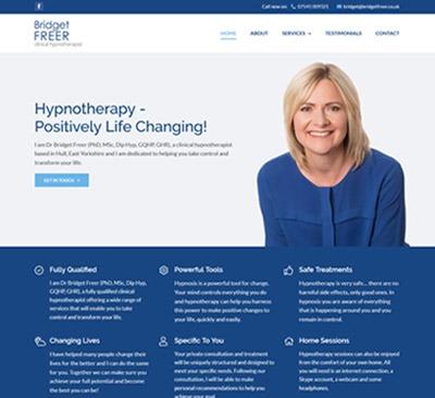 Bridget Freer Web Design